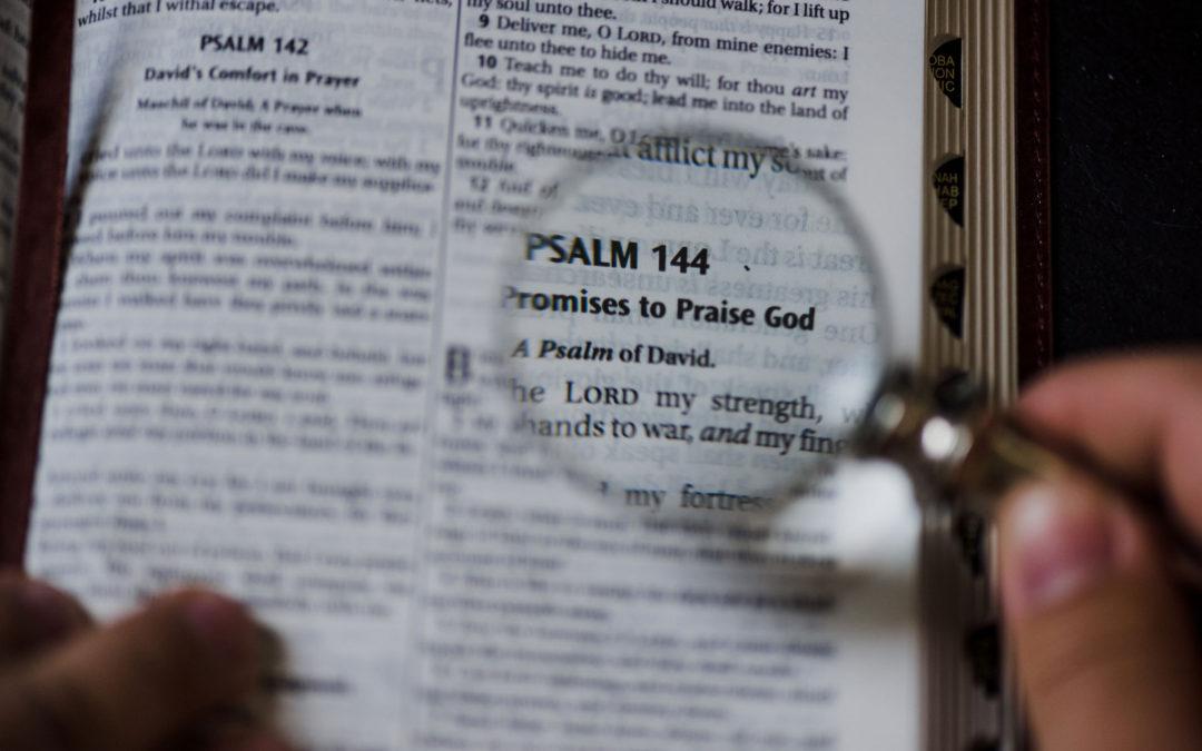 Уверенность в сыновстве и пришествие Христа